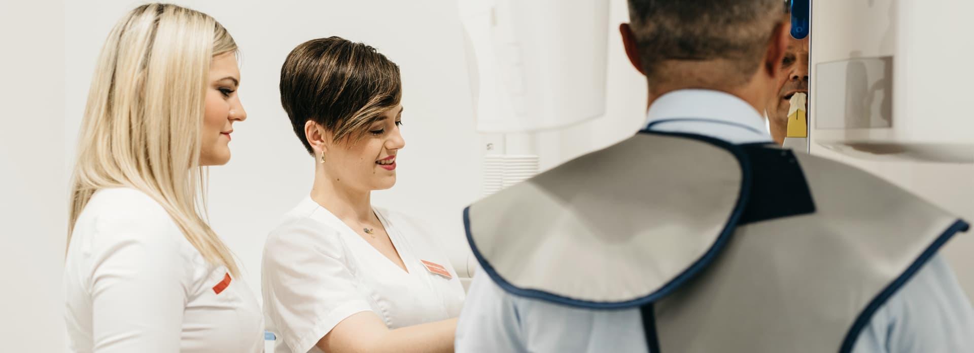 Reparto radiologico Croazia - Centro Dentale Štimac