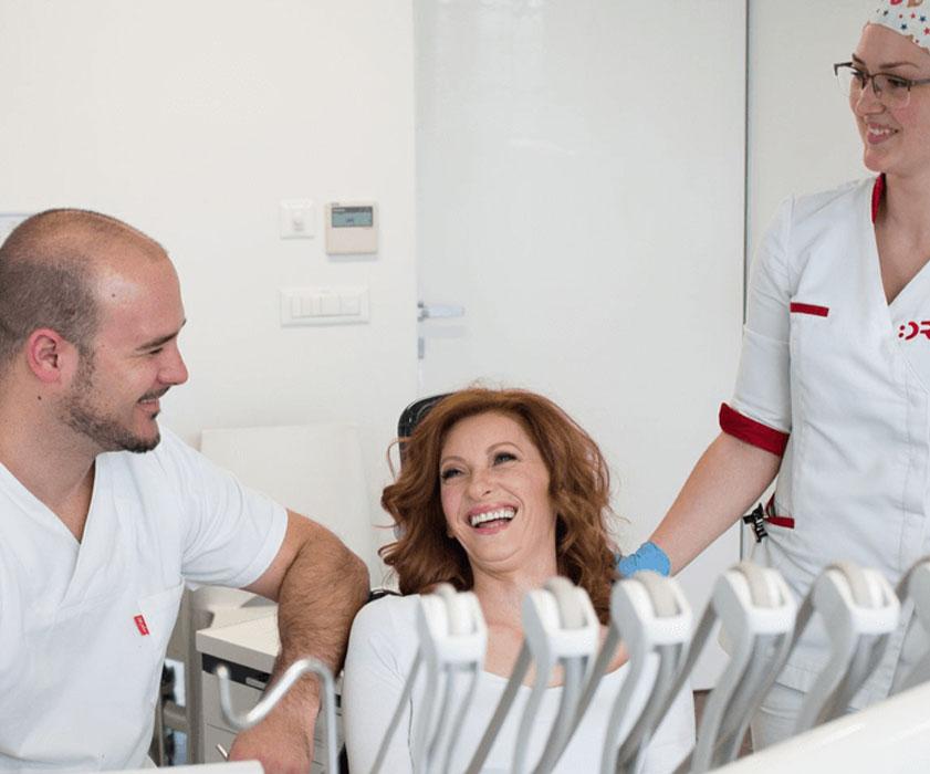 Sedazione Croazia - Centro Dentale Štimac