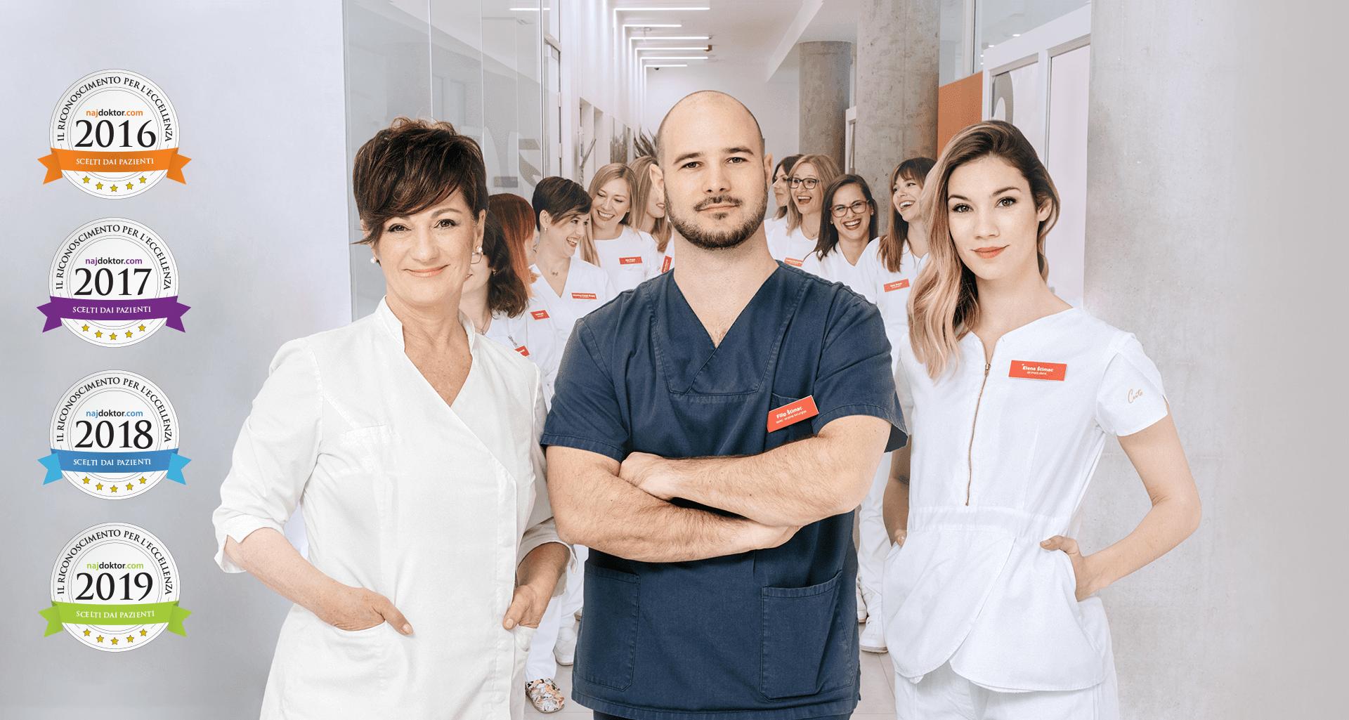 Centro Dentale Štimac Zagabria