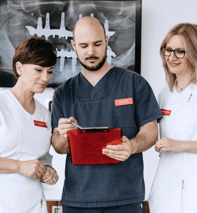Impianti dentali Zagabria - Centro Dentale Štimac